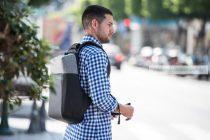 Vízálló, lopásgátló hátizsák