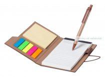 Rasmor jegyzetfüzet, jelölő és toll