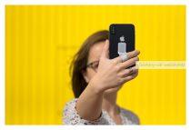 mobiltelefon tartó