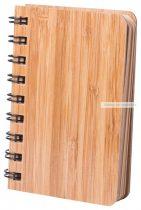 Bambusz  jegyzetfüzet 80 lapos