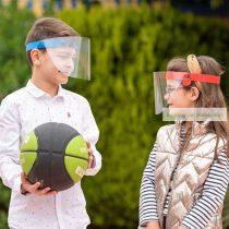 Arcvédő gyermekeknek, 300x148 mm