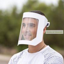 Arcpajzs, arcvédő 310×240 mm