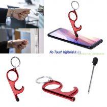 Érintőképernyő és higiéniai kulcs