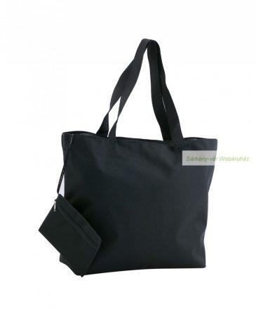 Strandtáska, kozmetikai táskával 47x34x12.5 cm