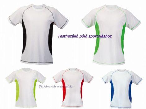 Combi póló testhezálló sportoláshoz