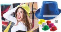 Unisex kalap, pamut-poliészter