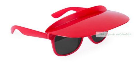 Napszemüveg behajtható napellenzővel
