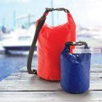 Vízlepergetős, vízálló, vitorlás táska , kicsi