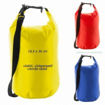 Vízlepergetős vitorlás táska