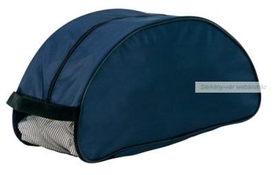 Cipő táska, 420D, hálós betéttel