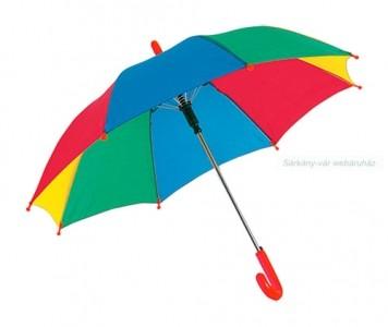 Gyerek esernyő, 4 színű