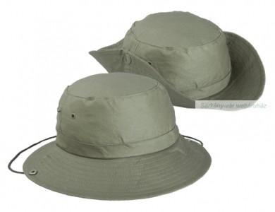Safari kalap megkötővel