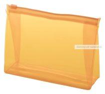 Átlátszó PVC kozmetikai táska