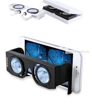 Virtuális szemüveg, műa.