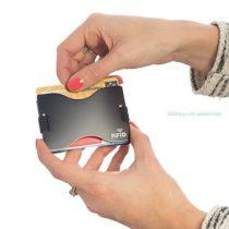 Kártyatartó, védő, RFID