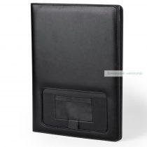A/4 Iratmappa iPad® és mobiltelefon tartóval