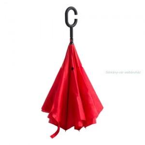 Esernyő visszafordítható, kifordítható