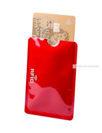 Bankkártya tartó, RFID védelem, 1 rekesz