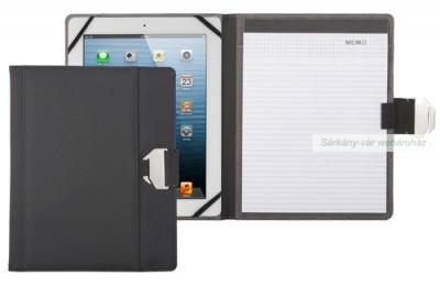 Iratmappa iPad tartóval