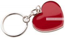 Valentine szív kulcstartó