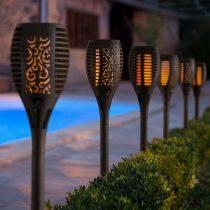 szolár LED lámpa