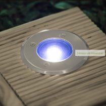 1 LED-es süllyeszthető, lépésálló szolár lámpa