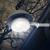 Szolár ereszcsatorna, kerítés fény 3 LED-es