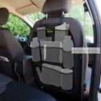 Ülésre akasztható autós rendszerező, hálós