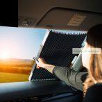Fényvisszaverő roló autóba, 150 x 70 x 6cm