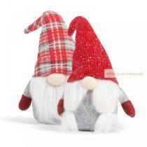 Karácsonyi skandináv manó, 2 féle - 36 cm