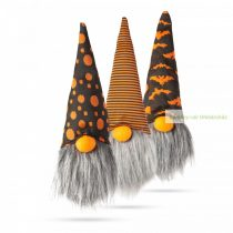 Skandináv manók, Halloween, 3 féle - 21 cm