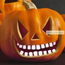 Halloween-i töklámpás fogak,18 fog / csomag