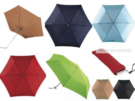 Esernyő szuper lapos mini összecsukható