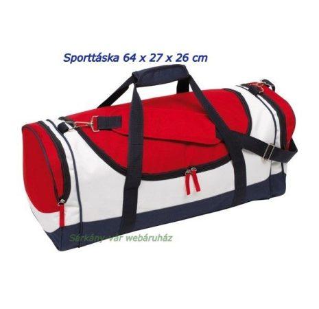 Marina Sporttáska kék/piros/fehér