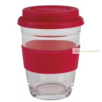 Üveg pohár, 350 ml