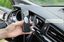 Mágneses mobiltelefon tartó