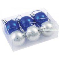 Karácsonyi gömb dísz szett