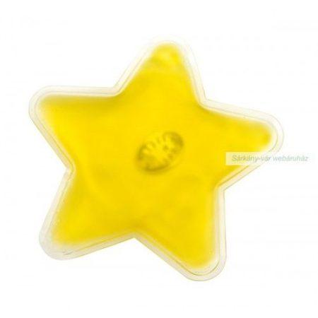 Kézmelegítő, zselé csillag