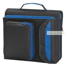 Dokumentumtartó táska, gyűrűsmappával