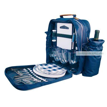 Piknik hátizsák 4 személyre