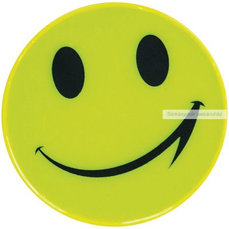 Fényvisszaverős matrica, SMILEY