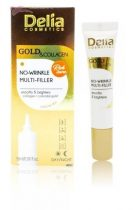DELIA GOLD & COLLAGEN koncentrátum a ráncok ellen, 15 ml