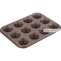 Muffin sütőforma, 12 db-os