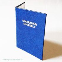 Kimaradási kiskönyv