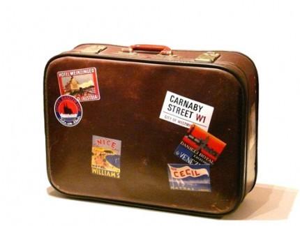Bőröndök, utazótáskák, hátizsákok